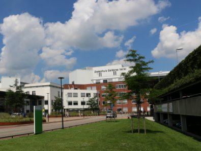 Realisatie en beheer groengevel Ziekenhuis Ede
